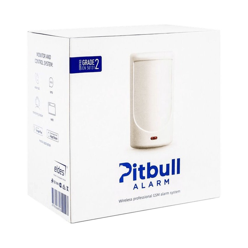 PITBULL-PRO, GSM alarm panel, ELDES