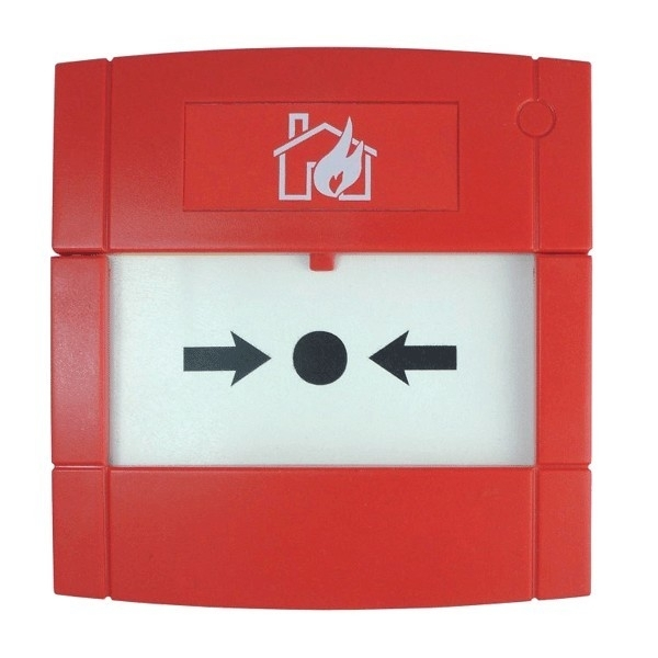WCP1A-R470SF-K013-01IS, Alarm Button, Red, KAC