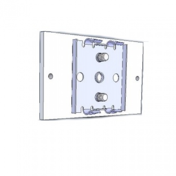 3363, DIN rail interface kit, Panasonic