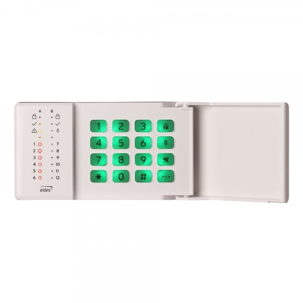B-EWKB4, Wireless Keypad, ELDES