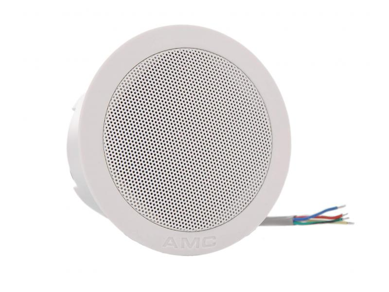 PC 3WP, ceiling loudspeaker, 6W, steel, AMC